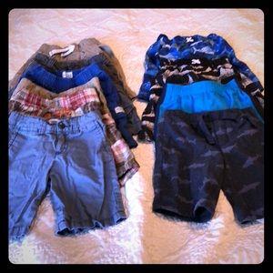 Other - Bundle (10) boys 5/5t shorts